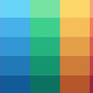 colori assortiti